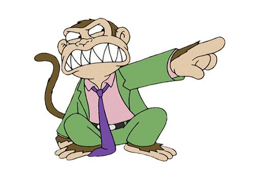 scimmia-esperimento-psicologia-recupero-crediti